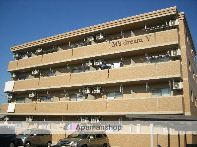 静岡県浜松市南区、高塚駅徒歩16分の築9年 4階建の賃貸マンション
