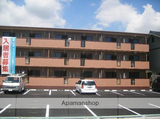 静岡県浜松市東区、天竜川駅徒歩23分の築9年 3階建の賃貸マンション