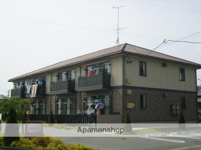 静岡県浜松市西区、浜松駅遠鉄バスバス40分小山中下車後徒歩4分の築11年 2階建の賃貸アパート