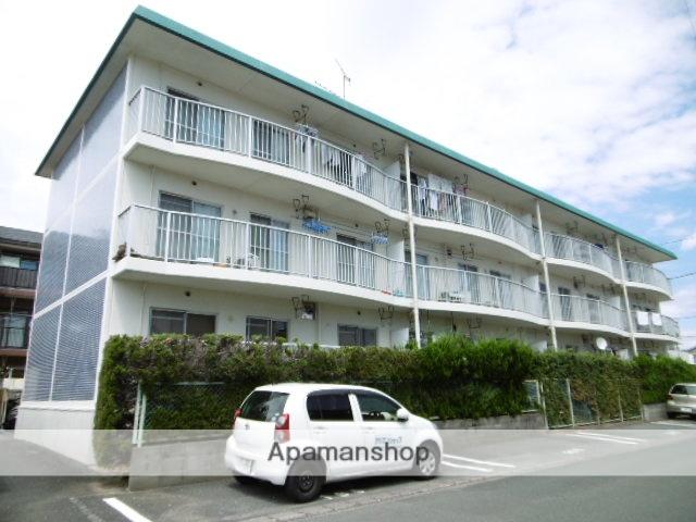 静岡県浜松市中区、曳馬駅徒歩15分の築33年 3階建の賃貸マンション