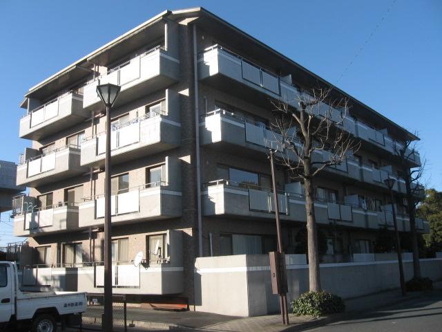 静岡県浜松市中区、八幡駅徒歩12分の築30年 4階建の賃貸マンション