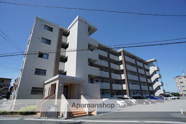 静岡県浜松市中区、助信駅遠鉄バスバス16分和地山北下車後徒歩27分の築7年 5階建の賃貸マンション