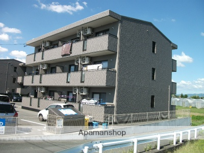 静岡県浜松市東区、さぎの宮駅徒歩34分の築7年 3階建の賃貸マンション