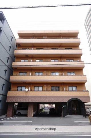 静岡県浜松市中区、浜松駅徒歩5分の築11年 6階建の賃貸マンション