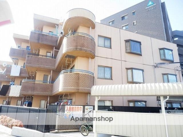 静岡県浜松市中区、八幡駅徒歩25分の築32年 5階建の賃貸マンション
