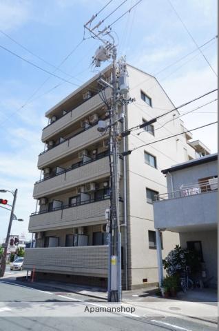 静岡県浜松市中区、浜松駅徒歩7分の築17年 5階建の賃貸マンション