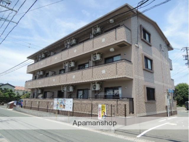 静岡県浜松市東区、天竜川駅徒歩7分の築8年 3階建の賃貸マンション