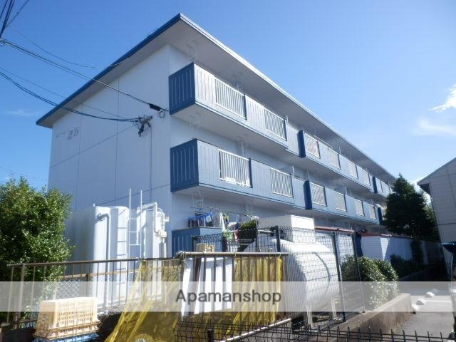静岡県浜松市中区、浜松駅遠州鉄道バスバス20分馬生下車後徒歩7分の築33年 3階建の賃貸マンション