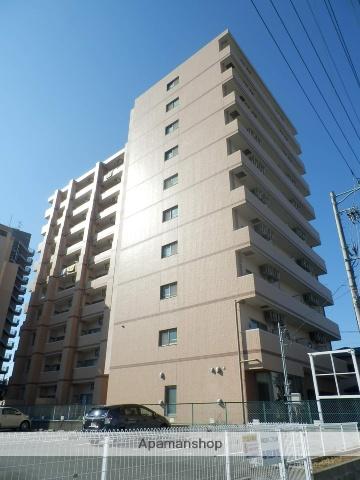 静岡県浜松市中区、浜松駅徒歩8分の築11年 10階建の賃貸マンション