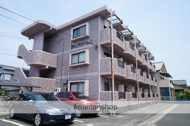 静岡県浜松市中区、八幡駅徒歩15分の築21年 3階建の賃貸マンション