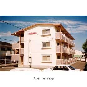 静岡県浜松市南区、高塚駅徒歩28分の築20年 3階建の賃貸マンション