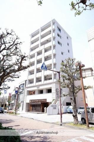 静岡県浜松市中区、浜松駅徒歩4分の築5年 9階建の賃貸マンション