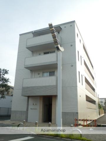 静岡県浜松市中区、浜松駅徒歩14分の築2年 4階建の賃貸マンション