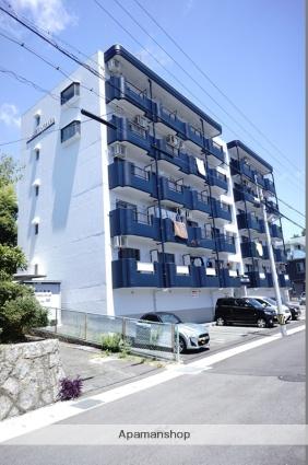 静岡県浜松市中区、新浜松駅徒歩27分の築28年 5階建の賃貸マンション