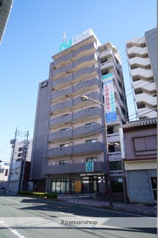 静岡県浜松市中区、浜松駅徒歩9分の築14年 10階建の賃貸マンション