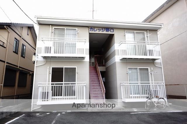 静岡県浜松市中区、浜松駅バス12分新津町下車後徒歩2分の築16年 2階建の賃貸アパート