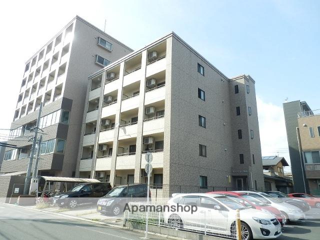 静岡県浜松市中区、浜松駅徒歩11分の築10年 5階建の賃貸マンション