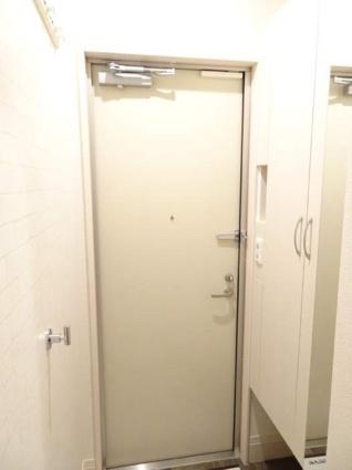 ラ ペ・クロシェットM[1LDK/44.65m2]の玄関