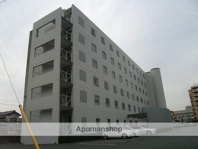 静岡県浜松市中区、八幡駅徒歩10分の築23年 6階建の賃貸マンション