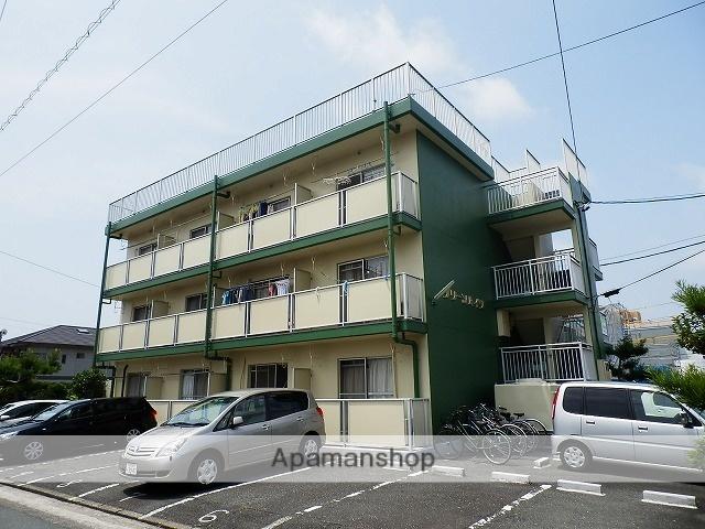 静岡県浜松市中区、八幡駅徒歩14分の築31年 3階建の賃貸マンション
