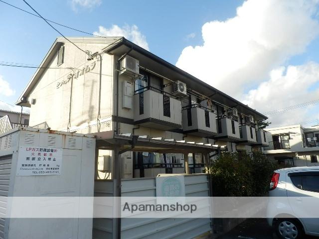 静岡県浜松市中区、八幡駅徒歩12分の築20年 2階建の賃貸アパート