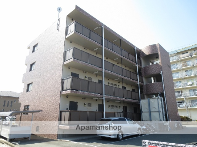 静岡県浜松市中区の築14年 4階建の賃貸マンション