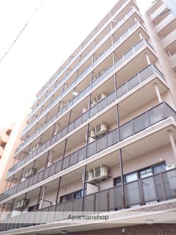 静岡県浜松市中区、浜松駅徒歩4分の築9年 9階建の賃貸マンション