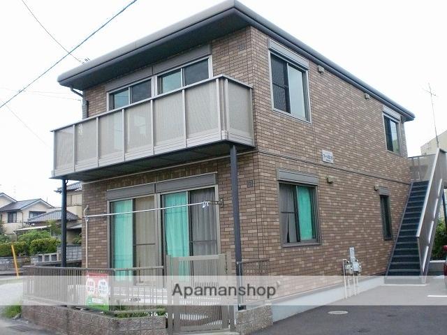 静岡県富士市、富士駅富士急行バス20分西国久保下車後徒歩1分の築8年 2階建の賃貸アパート