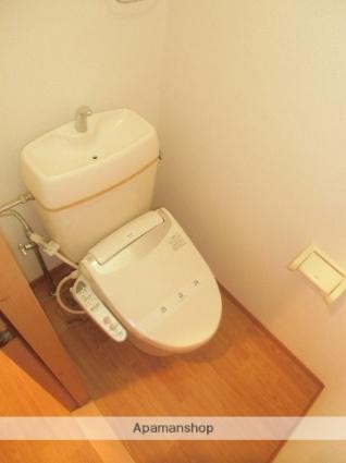 エルレーブ2A[1K/27.08m2]のトイレ