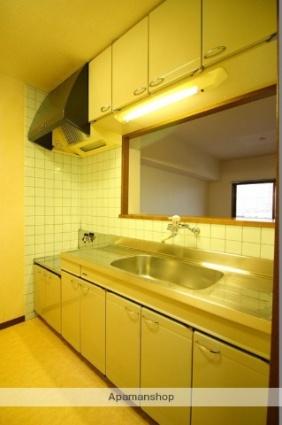 ボナール田園[3LDK/66.89m2]のキッチン