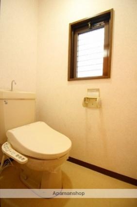 ボナール田園[3LDK/66.89m2]のトイレ