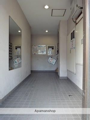 静岡県富士市水戸島元町[1K/16.5m2]のエントランス
