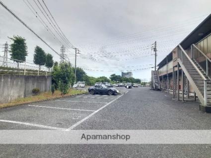 エルレーブ2A[1K/27.08m2]の駐車場