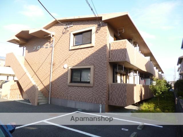 静岡県富士市、竪堀駅徒歩19分の築10年 2階建の賃貸マンション