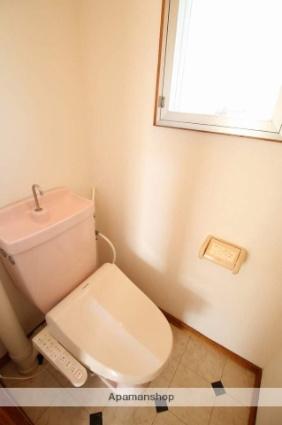ルミエール中里[3DK/54.09m2]のトイレ