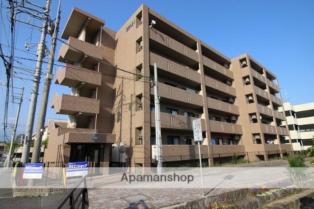 静岡県富士市、柚木駅徒歩16分の築10年 5階建の賃貸マンション