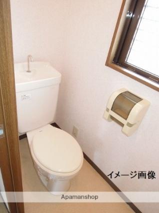 グレイス参番館[3LDK/66m2]のトイレ