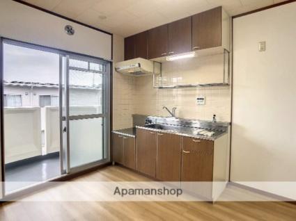 コスモフジ[3DK/55.68m2]のキッチン