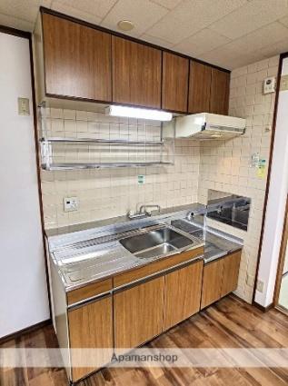 KANDAスリーナイン[3LDK/60.12m2]のキッチン