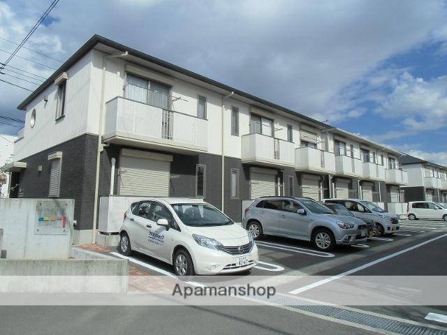 静岡県富士市、新富士駅徒歩8分の築9年 2階建の賃貸アパート