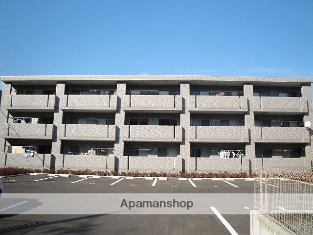 静岡県富士市、富士川駅富士急行バス12分南松野下車後徒歩5分の築7年 3階建の賃貸マンション