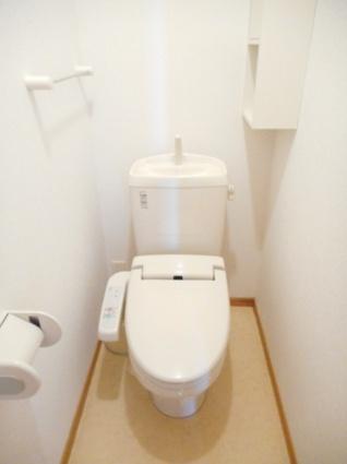 エスポワール ウェスト[2DK/45.72m2]のトイレ