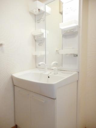 エスポワール ウェスト[2DK/45.72m2]の洗面所