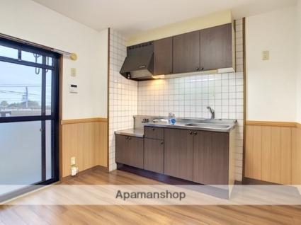 デュークヒル松本 [3DK/60.56m2]のキッチン