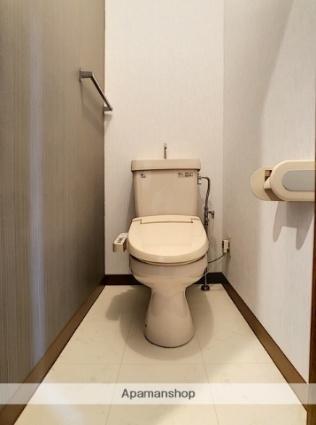 デュークヒル松本 [3DK/60.56m2]のトイレ