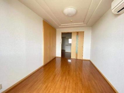 パラシオン旭C[2LDK/49.58m2]のトイレ