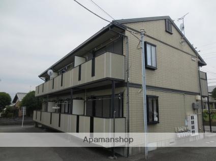 静岡県富士市、入山瀬駅徒歩22分の築20年 2階建の賃貸アパート