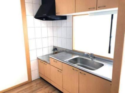パラシオン旭B[1LDK/49.58m2]のキッチン
