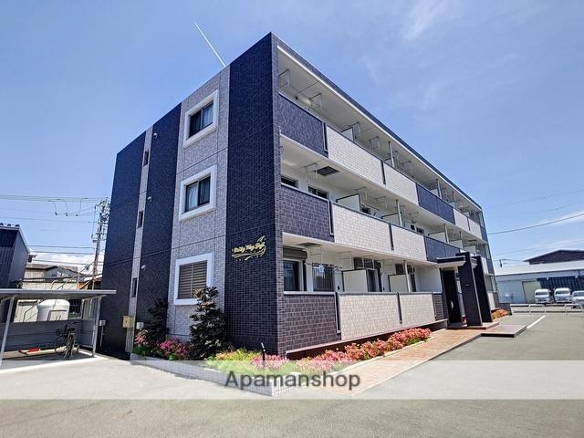 静岡県富士市、柚木駅徒歩7分の新築 3階建の賃貸マンション