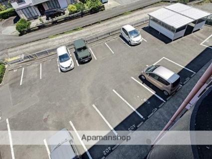 静岡県富士市平垣町[3DK/60.12m2]の駐車場